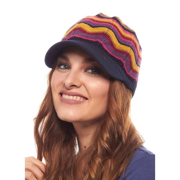 Larisa Knit Winter Hat