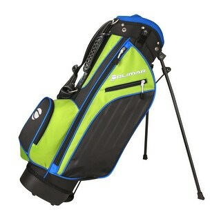Orlimar ATS Junior Boys' Lime/Blue Series Stand Bag (Ages 3-5)