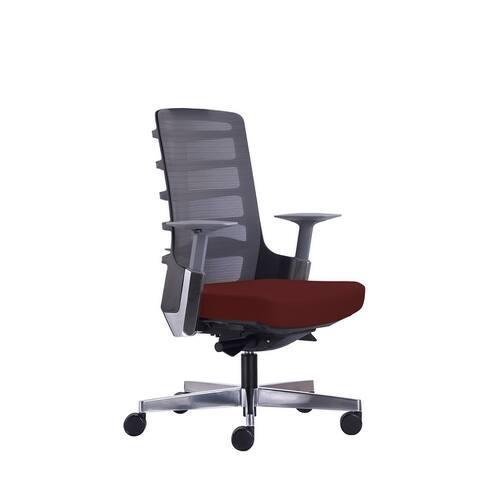Rye Studio Mesh Mid-Back Ergonomic Modern Office Chair