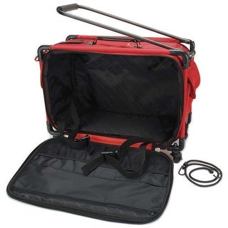 "23""X15""X12"" Red - Tutto Machine On Wheels Case"