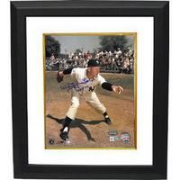 Whitey Ford signed New York Yankees 8x10 Photo HOF 74 Custom Framed MLB Hologram