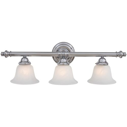 Minka Lavery ML 5273 3 Light Bathroom Vanity Light From The Richlieu  Collection