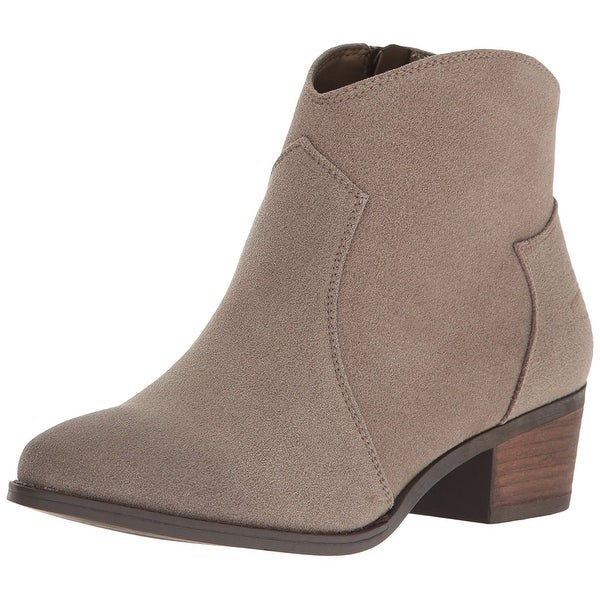 Call It Spring Womens Gwerraviel Almond Toe Ankle Fashion Boots - 6.5
