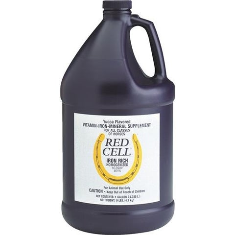 Farnam Central Life Gallon Red Cell 74110 Unit: EACH