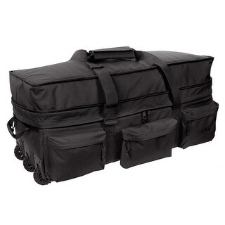 Sandpiper Rolling Roll Out Bag XL Black - 2038-O-BLK