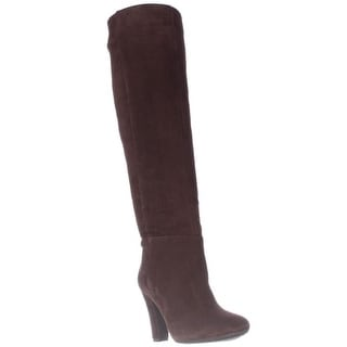 Jessica Simpson Ference Knee High Pull On Boots, Hot Chocolate