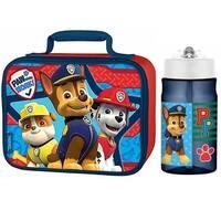 Thermos Paw Patrol 12 Oz Water Bottle w/ Soft Lunch Bag