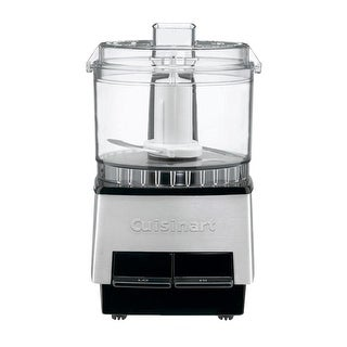 Cuisinart DLC-1SS Mini Prep Food Processor, 21 Oz, 2 Speed, Stainless Steel