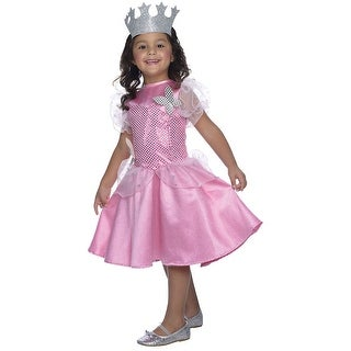 Toddler Glinda the Good Witch Sequin Halloween Costume