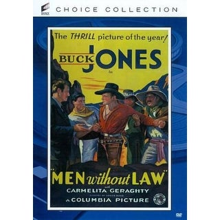 Men Without Law - DVD