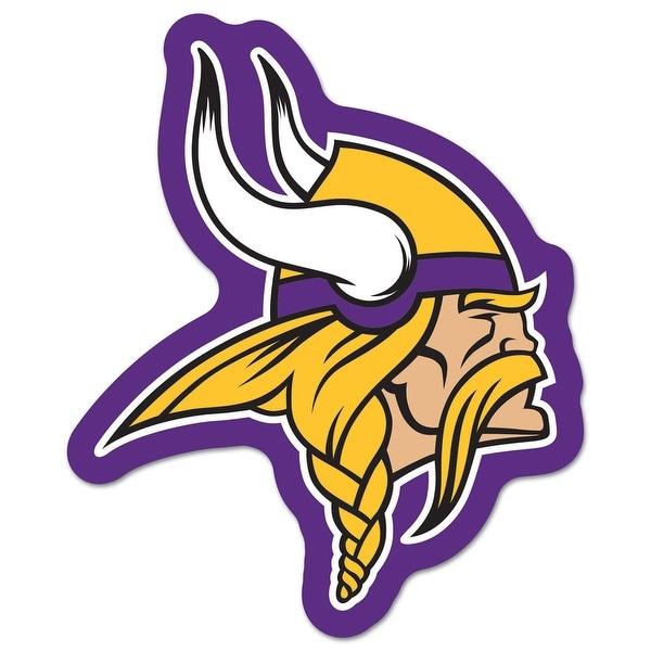 Shop Minnesota Vikings Logo On The Gogo Free Shipping On