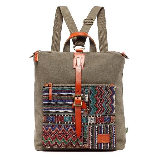 TSD Brand Four Season Fashion Backpack. Opens flyout.