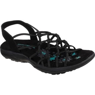 dc8ef9acfe70a Skechers Women s Reggae Slim Vacay Sandal Black. 4.5 of 5 Review Stars. 22.  74. SALE. Quick View