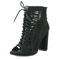 XOXO Womens Bedelia Open Toe Casual Strappy Sandals