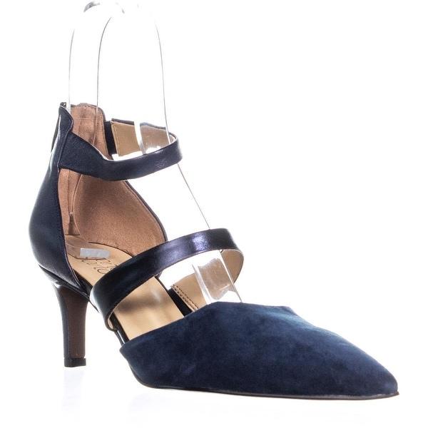 96c5d473022 Shop Franco Sarto Davey Kitten Heel Pumps