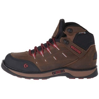Wolverine Mens Edge lx Steel toe Lace Up Safety Shoes