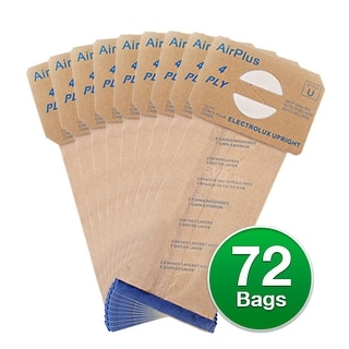 EnviroCare Replacement Bags for Electrolux Type OX Vacuum Bags (6pk)