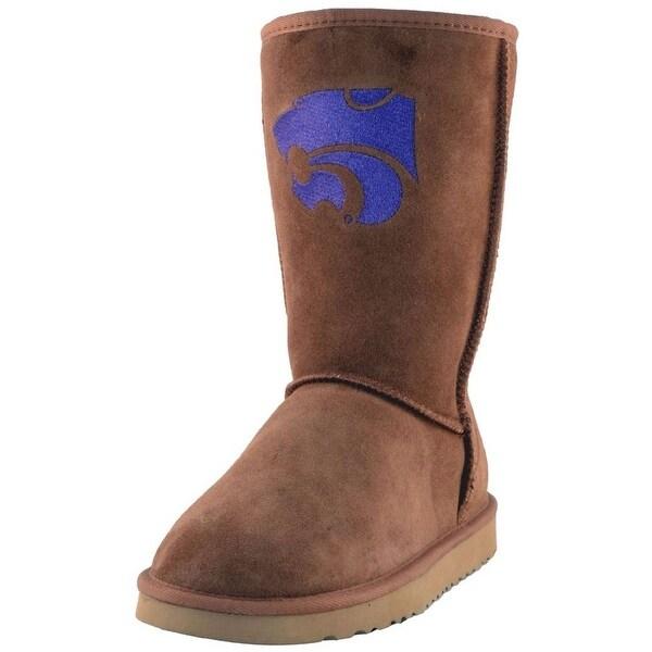 Gameday Boots Womens Kansas State Wildcats Roadie Hickory KST-RL1032-1