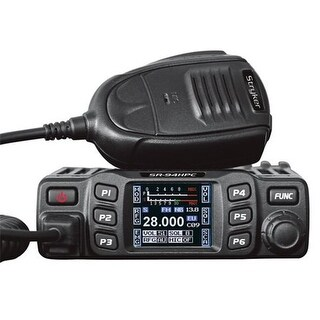 10 M, 45 W Radio with Full Color TFT Display