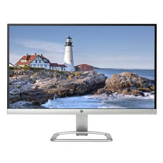 "Refurbished - HP 22ER 21.5"" IPS LED Monitor 7ms White Anti-Glare 250 cd/m2 1,000:1 60Hz