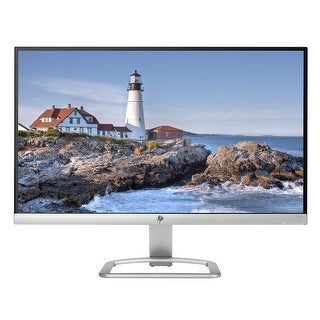 "Refurbished - HP 22ER 21.5"" IPS LED Monitor 7ms White Anti-Glare 250 cd/m2 1,000:1 60Hz"