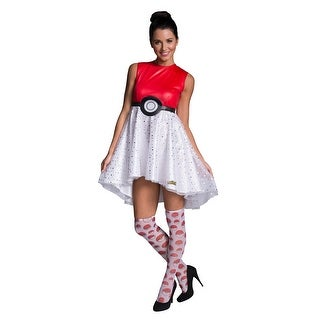 Adult Poke Ball Dress