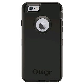 OtterBox Defender Series Case for Apple iPhone 6/6s - Black