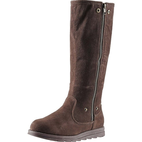 Legendary Whitetails Ladies Hilltop Boots - Dark Brown
