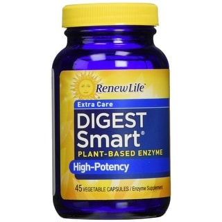 Renew Life Digest Smart Extra Care (Formerly Critical Care), 45 Count