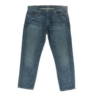Lucky Brand Mens 221 Original Straight Fit Medium Wash Straight Leg Jeans
