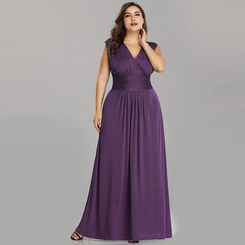 Women S Plus Size Dresses To Wear To A Wedding.Buy Purple Women S Plus Size Dresses Online At Overstock