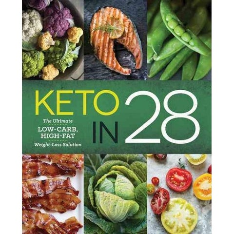 Keto in 28 - Michelle Hogan