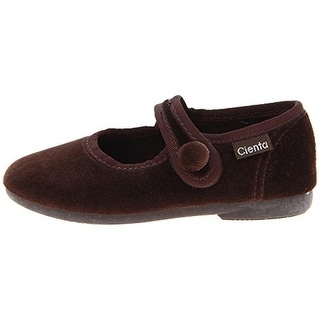 Cienta Girls Suede Mary Janes - 35