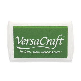 VersaCraft Craft Ink Pad Large Spring Green