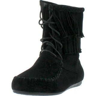 Fringe Boots at Overstock.com