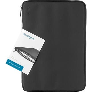 "Kensington K62619WW Kensington K62619WW Carrying Case (Sleeve) for 14.4"" Tablet, Ultrabook - Black - Scratch Resistant