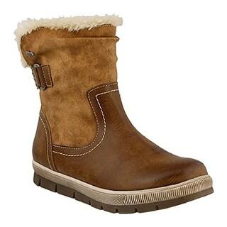 Spring Step Women's Yamma Winter Boot - Medium Brown