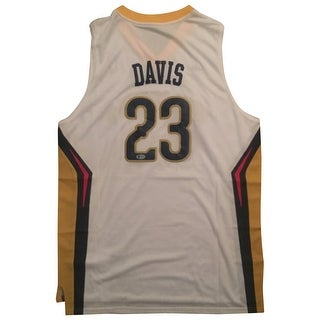 Anthony Davis Autographed Pelicans Signed Basketball Jersey Beckett COA