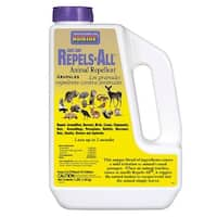 Bonide 2361 Repels-All Granules for Rodents, 3 lbs
