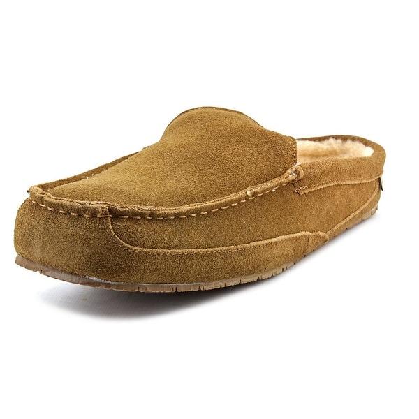 Bearpaw Gale Men Moc Toe Suede Brown Loafer