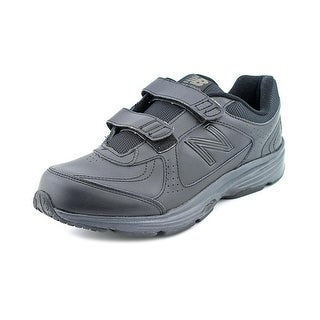 New Balance MW411 Round Toe Synthetic Walking Shoe
