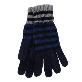 Zara Boys Knit Youth Winter Gloves - M