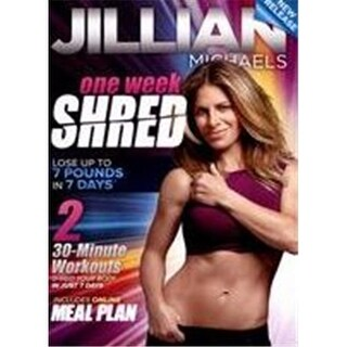 GTE D05-61281D Jillian Michaels - One Week Shred