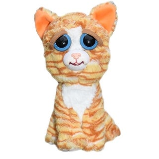 "Feisty Pets Princess Pottymouth 8"" Plush Cat - multi"