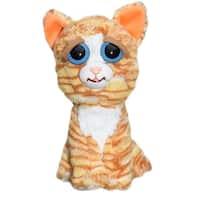 "Feisty Pets Princess Pottymouth 8"" Plush Cat - multi"