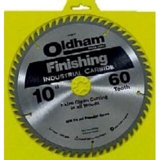 """Oldham 10060TP 60T Carbide Tip Circular Saw Blade 10"""""""