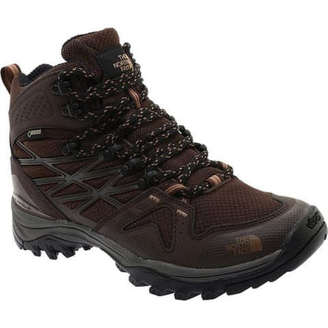 The North Face Men's Hedgehog Fastpack Mid GORE-TEX Chocolate Brown/Cargo Khaki