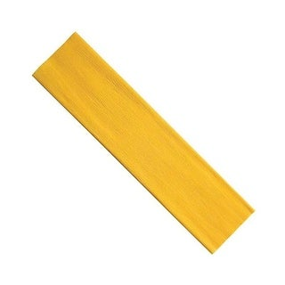Pacon PACAC10120BN Yellow Crepe Paper, Pack of 12