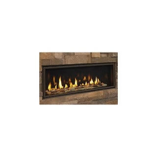 Majestic ECHEL48IN 40000 BTU 48 Inch Wide Built-In Direct Vent Natural Gas Firep