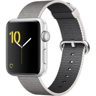 Apple Watch Series 2 42mm Smartwatch (Silver Aluminum Case) (Open Box)